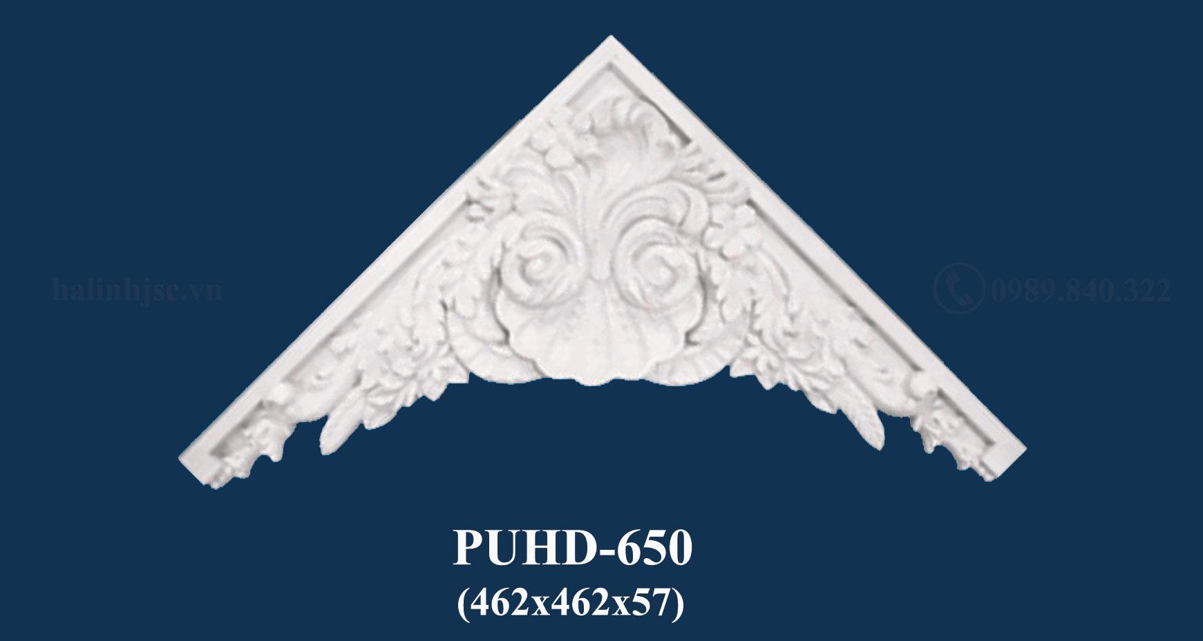 Phào chỉ PU-650